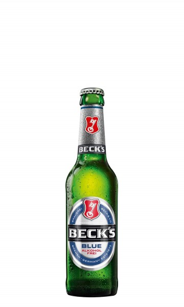 Becks BLUE A-FREI 24x0,33l