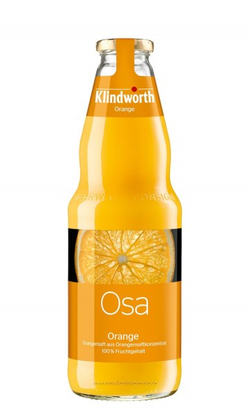 Klindworth OSA Orangensaft 6x1,0l